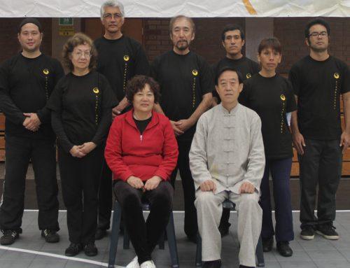 La práctica constante del Tai Chi