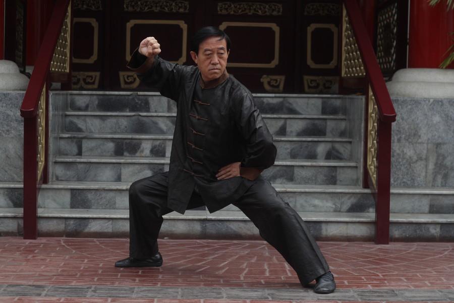 Gran Maestro CHen Zhenglei - Escuela Shihei